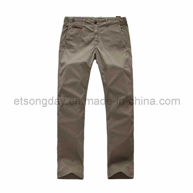 Outdoor Fashion Cotton Spandex Men′s Trousers (COCH-1406)