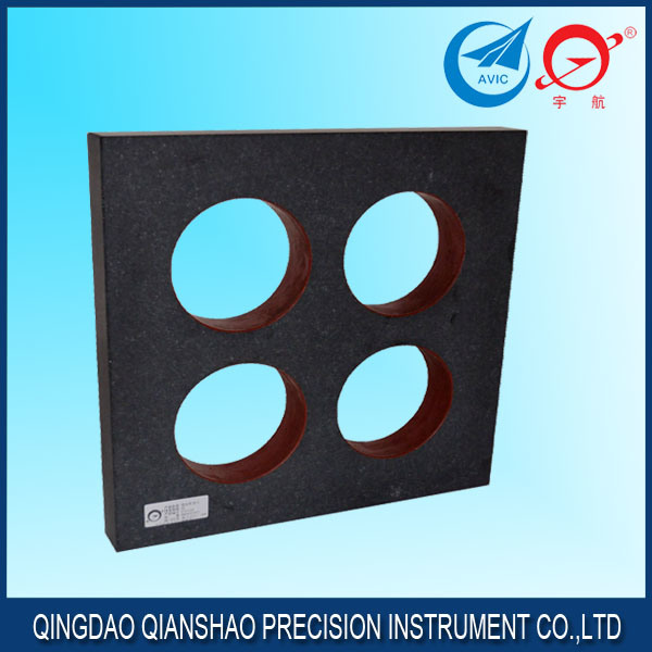 High Precision Granite Square Rulers