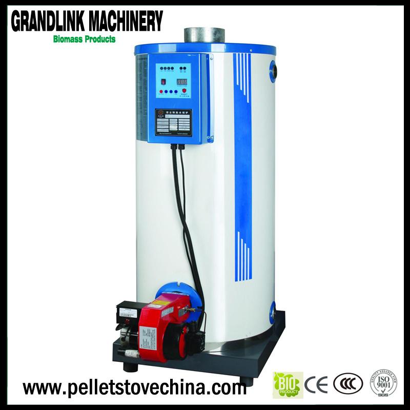 Vertical Oil (Gas) Lhs Steam Boiler