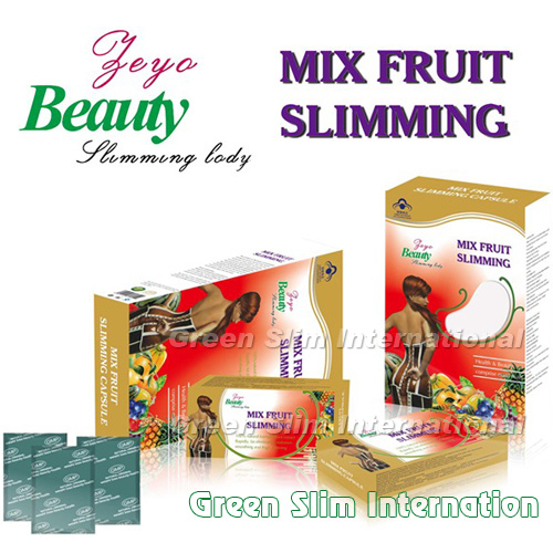 Mix Fruit Slimming Rapadly Slimming Weight Loss Diet Pills