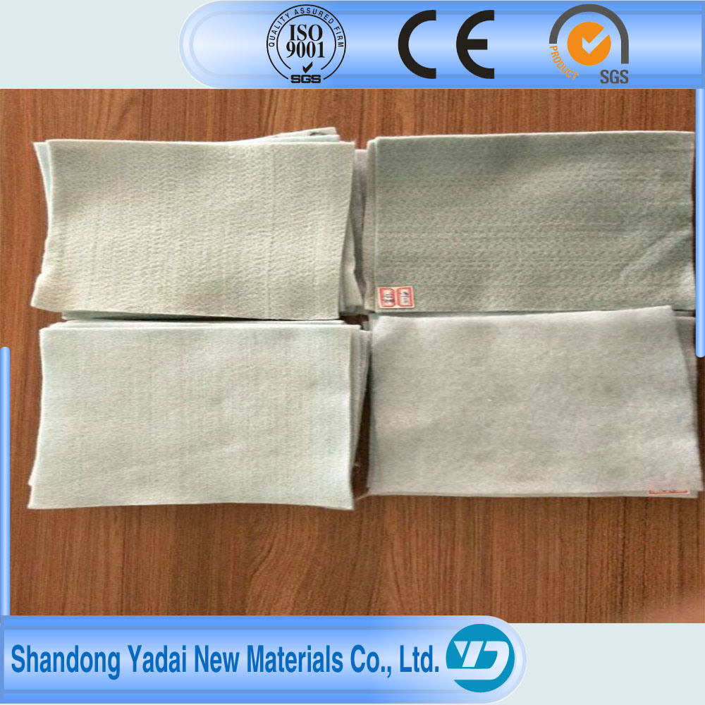 250G/M2 Needle Punched Non Woven Geotextile for Road Construction Waterproof