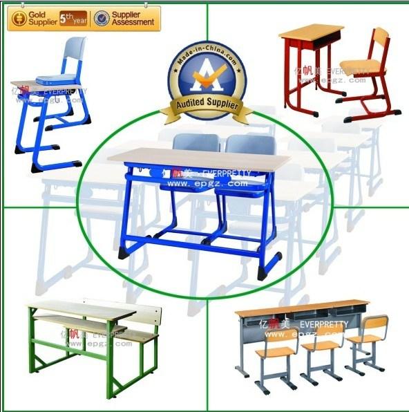 Bureau et chaise d 39 tudiant pour le mobilier scolaire d for Mobilier de bureau pour etudiant
