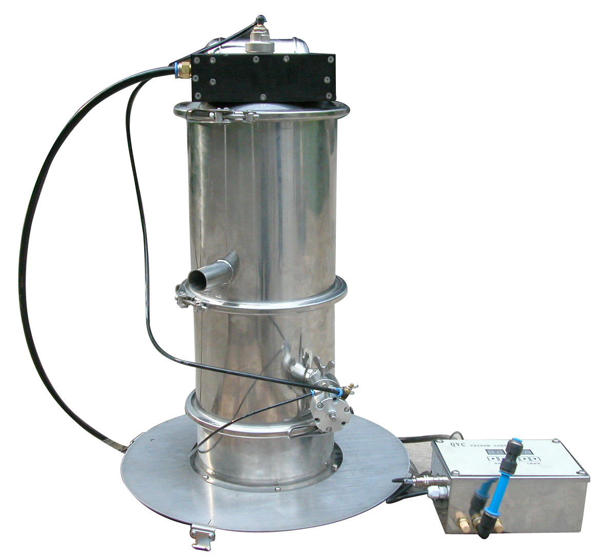 Pneumatic Vacuum Feeder for Tea Bag Machine