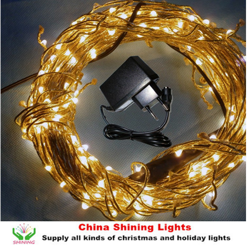 Christmas Decoration LED Copper Wire Lights