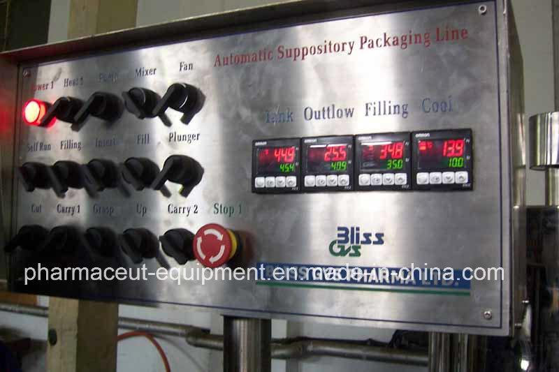 Automatic Suppository Filling Machine (ZS-U)