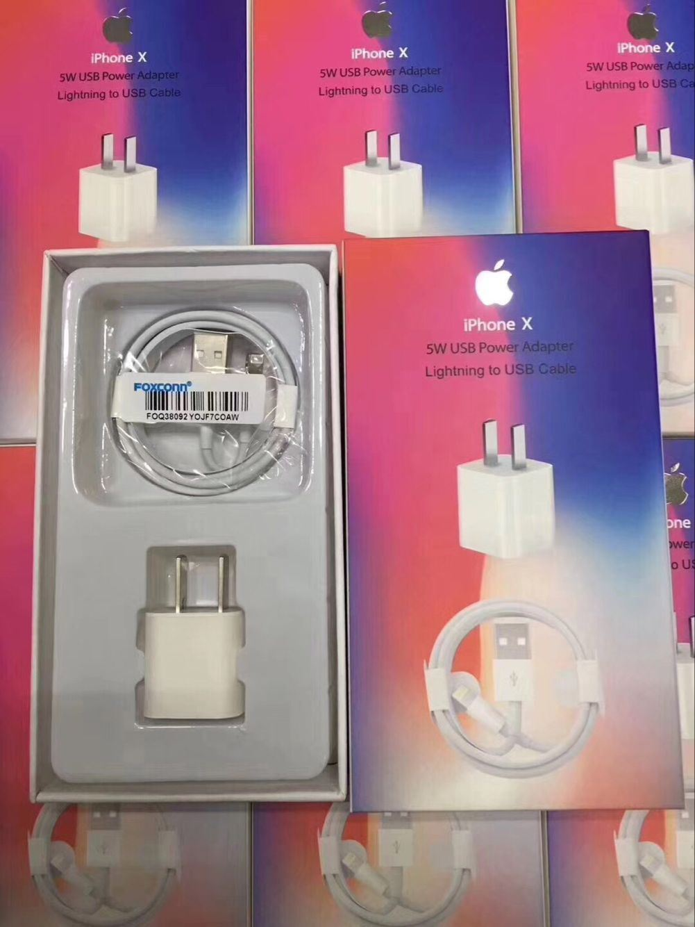 New Phone Accessories for Ipone X Wall Charger