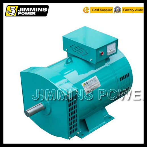 St Stc 3kw Series Single/Three Phase AC Synchronous Diesel Brush Alternators for Generators