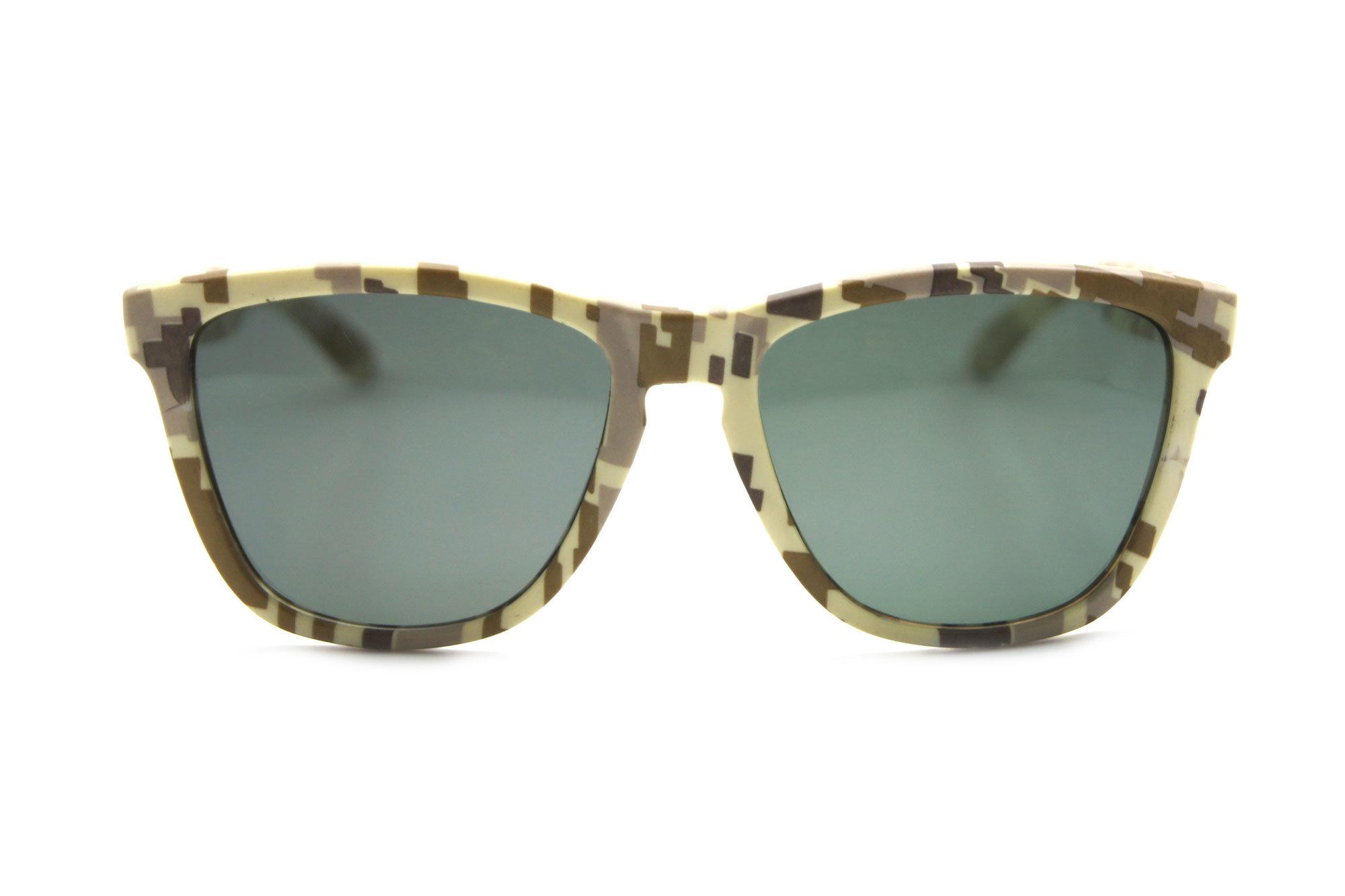 New Design Good Quality Camouflage Frame Fashion Sunglasses