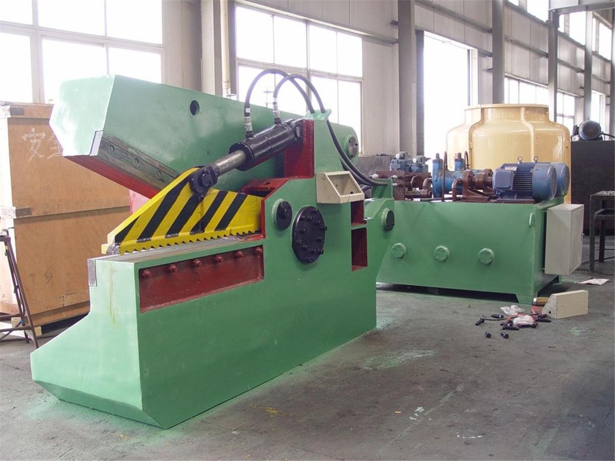 Q43-1000 Alligator Scrap Metal Shear Machine