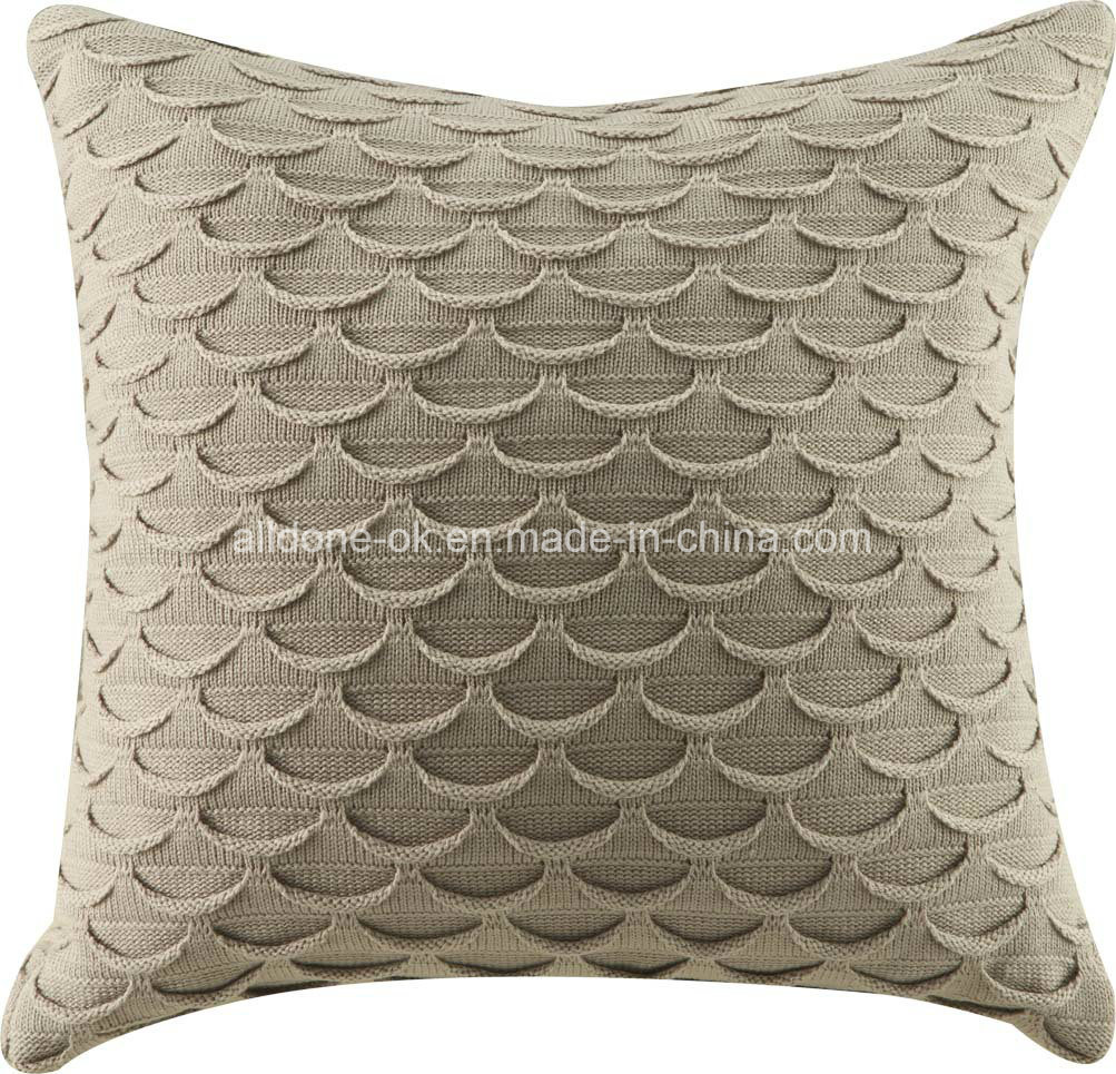 Fashion Massage Knit Cushion Pillow Manufacturer Supplier in China
