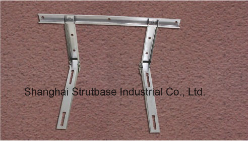 Rivet Connected Bracket / Wall Bracket / Air Conditioner Bracket