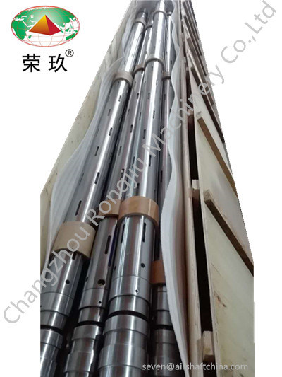 3 Inch Key Type Air Expanding Shaft Used for Printing Machines