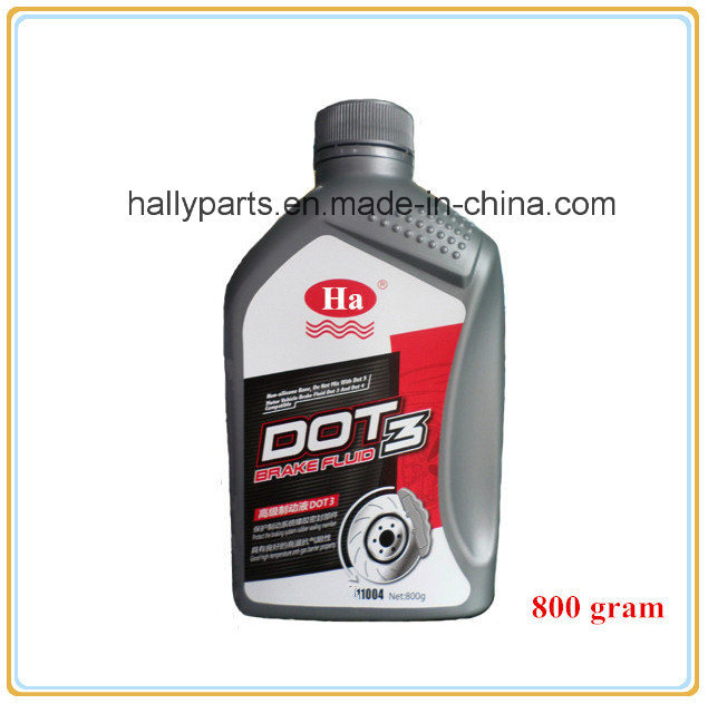 800ml Auto Premium Brake Fluid, Car Oil DOT3