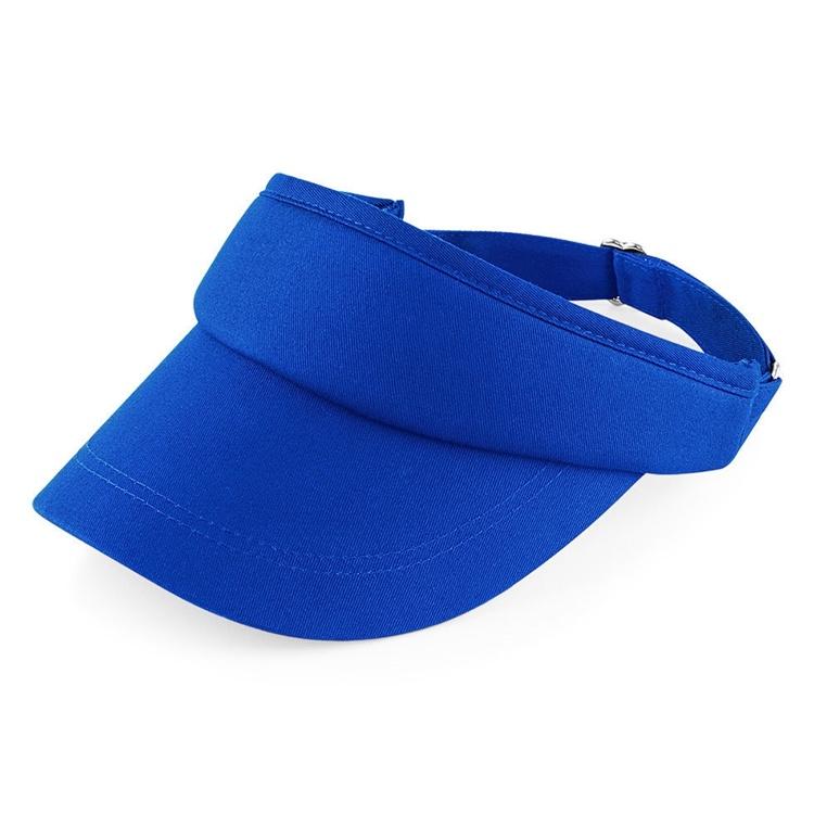 Classic Solid Custom Blank Sun Sports Visor Hat