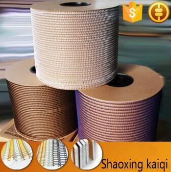 PVC Coated Twin Ring Wire
