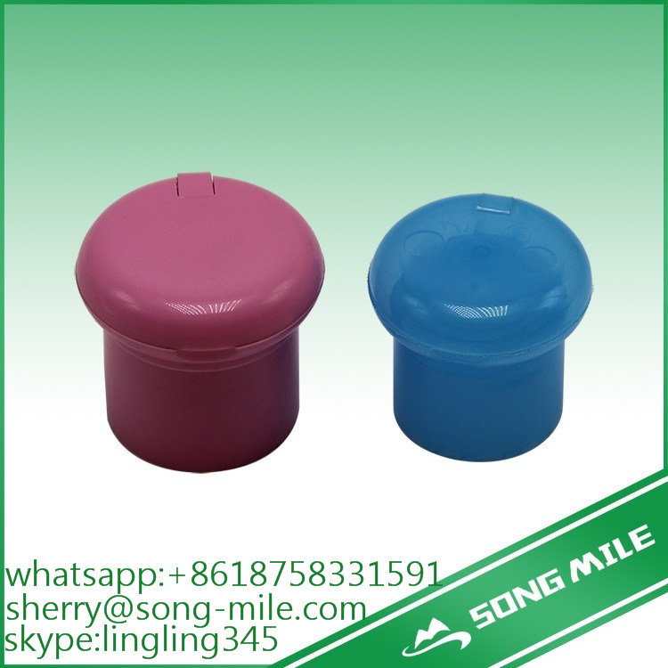 32/410 Disc Plastic Flip Top Cap Cosmetic Bottle Cap