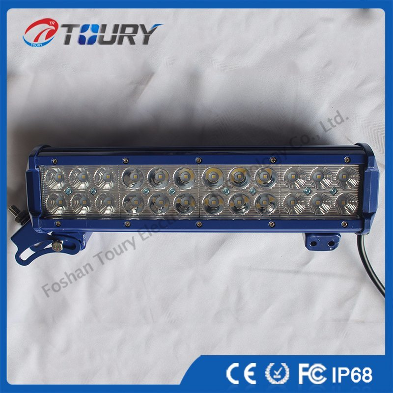 12 Inch Double Row CREE LED Work Light Bar