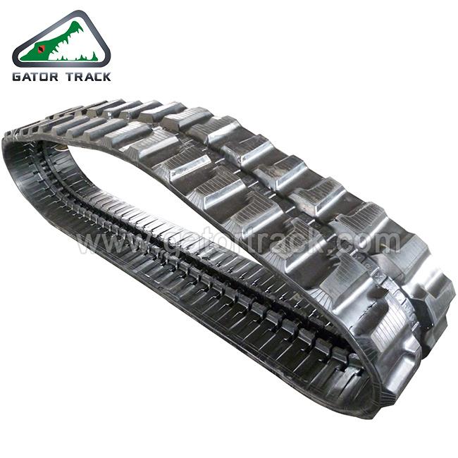 Rubber Tracks Excavator Tracks (400X72.5N)