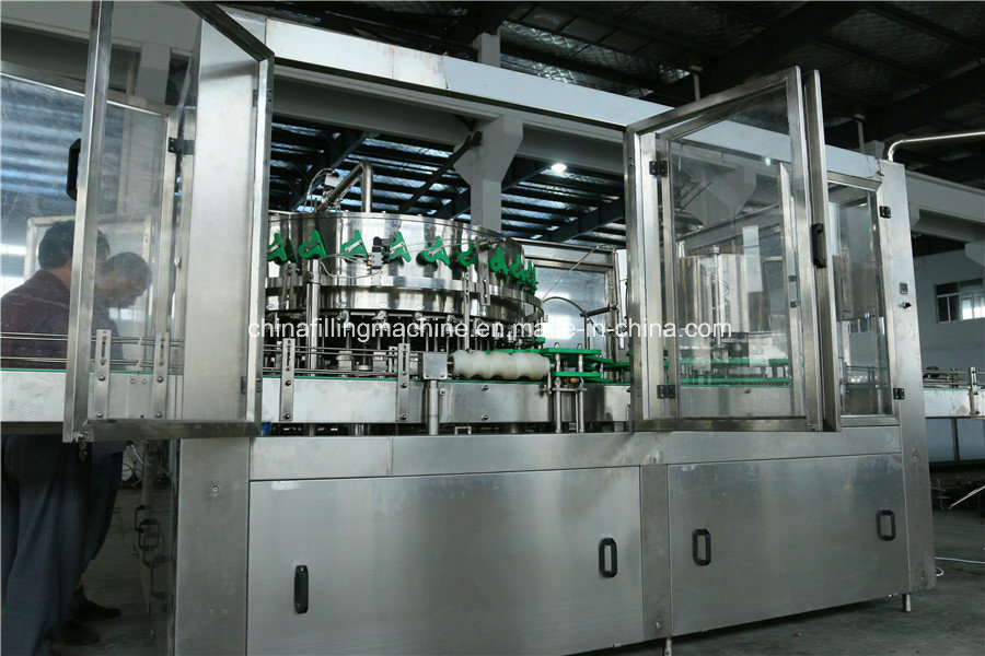 2-in-1 Monoblock Beer Can Filling Machine with CE (YDGF)