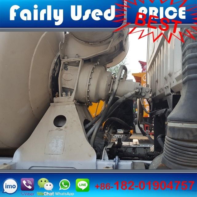 Used Sany 8cbm Concrete Mixer Truck of Concrete Mixer Truck