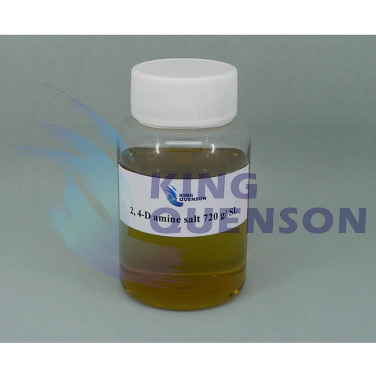 King Quenson High Effective Supplier 2 4-D 720 G/L SL Herbicide