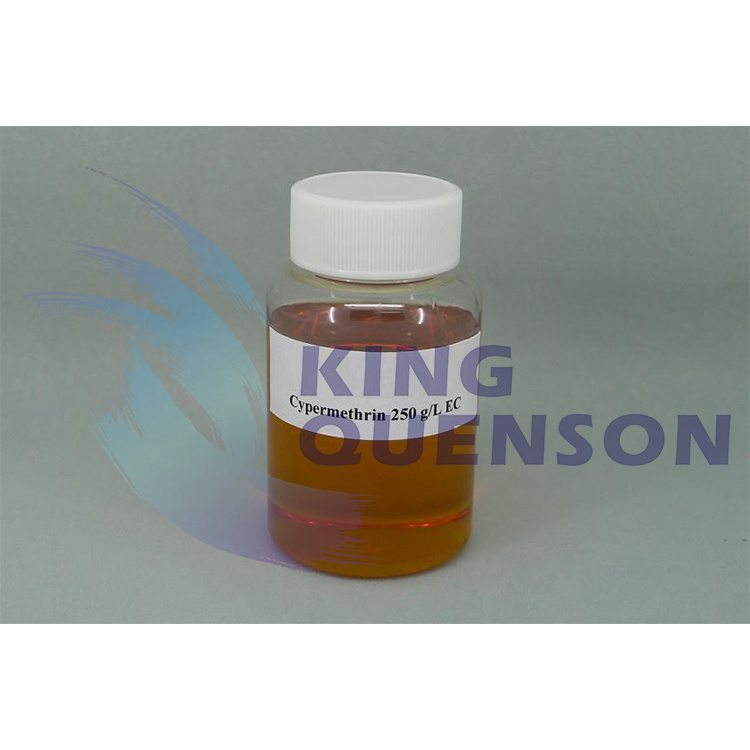 King Quenson Fast Delivery High Effective 95% Tc Cypermethrin 10% Ec