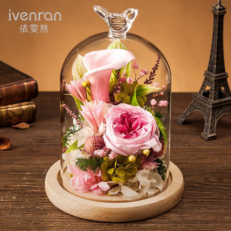 Preserved Flower for Valentine Birthday Gift