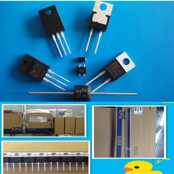 20A Sr2040fct Thru Sr20200fct Schottky Barrier Rectifier ITO-220ab Package
