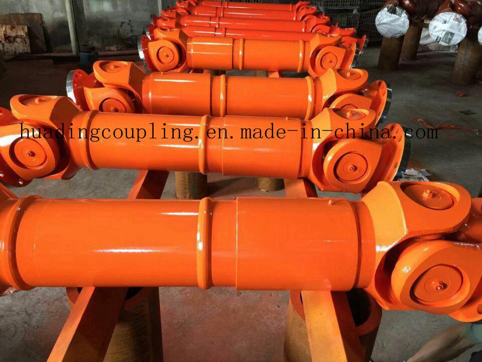 SWC Type Universal Joint Coupling Cardan Shaft