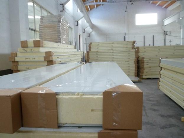 100mm Cold Room Polyurethane Sandwich Panels