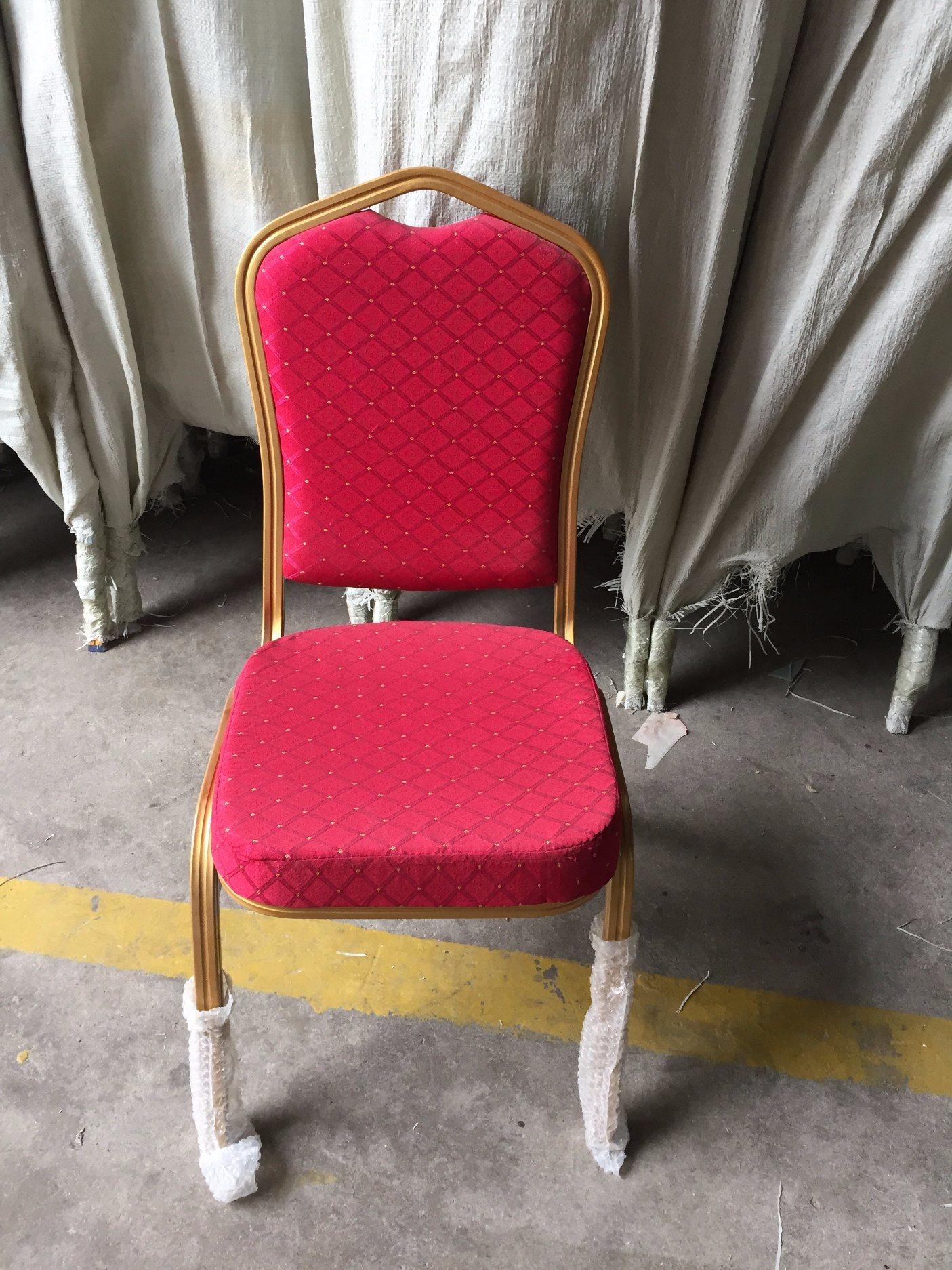 Metal Wedding Stacking Banquet Chair