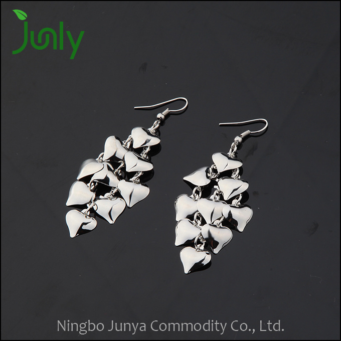 Girls Stylish Earrings Fancy Design Hanging Earrings