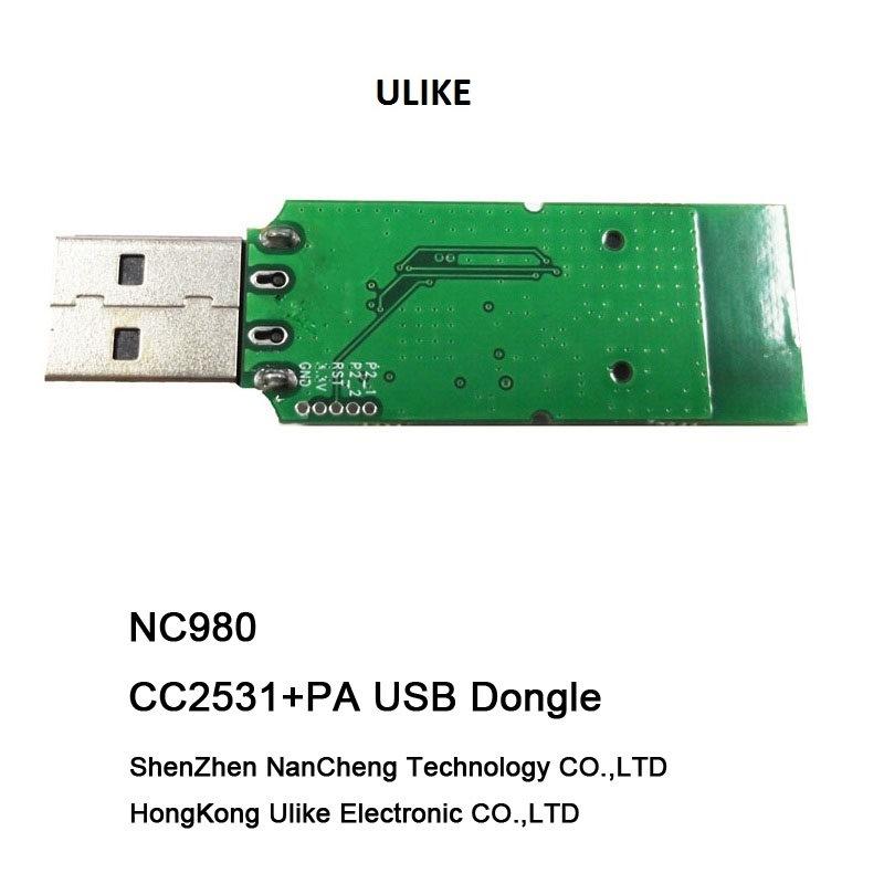 USB Wireless Modem Cc2531 PA