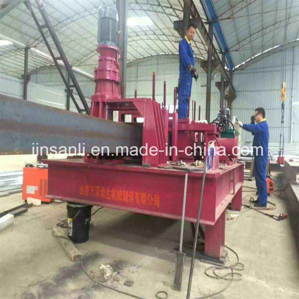 Jsl Hydraulic I-Beam Bending Machine for Tunnel and Mining Construction