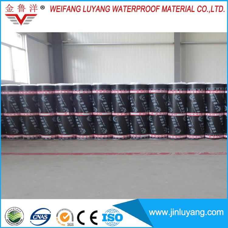 Factory Supply Top Quality Root Resistance Sbs Modified Bitumen Waterproof Membrane for Green Roof Garden