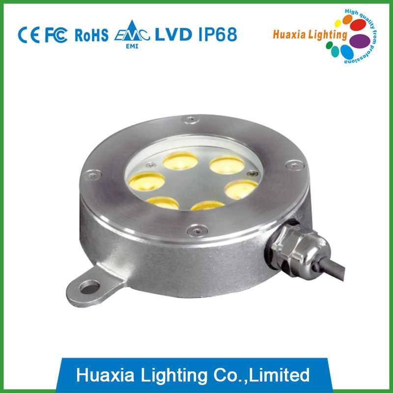 China Factory Manufcturer Stainless Steel LED Fountain Light