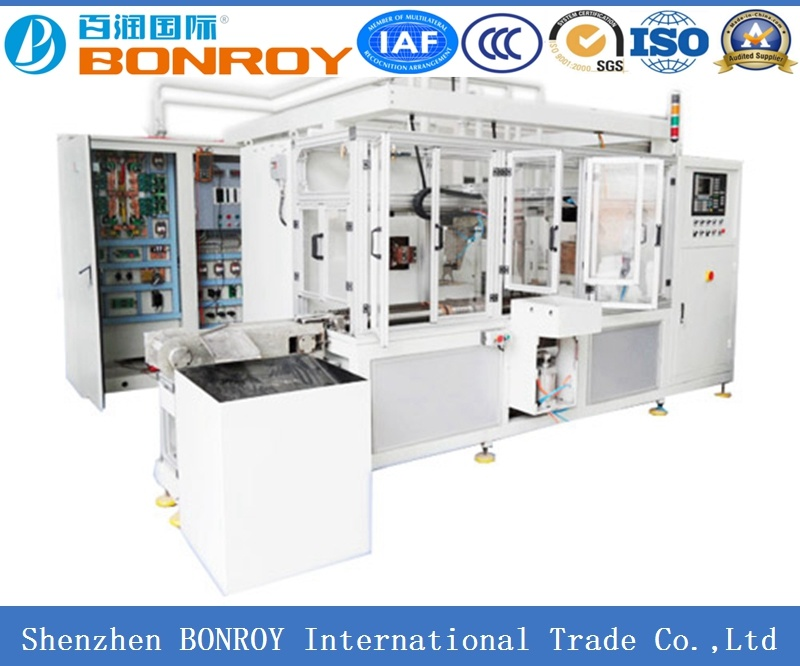 CNC Induction Quenching Machine for Heat Treatment of Shaft/Disk