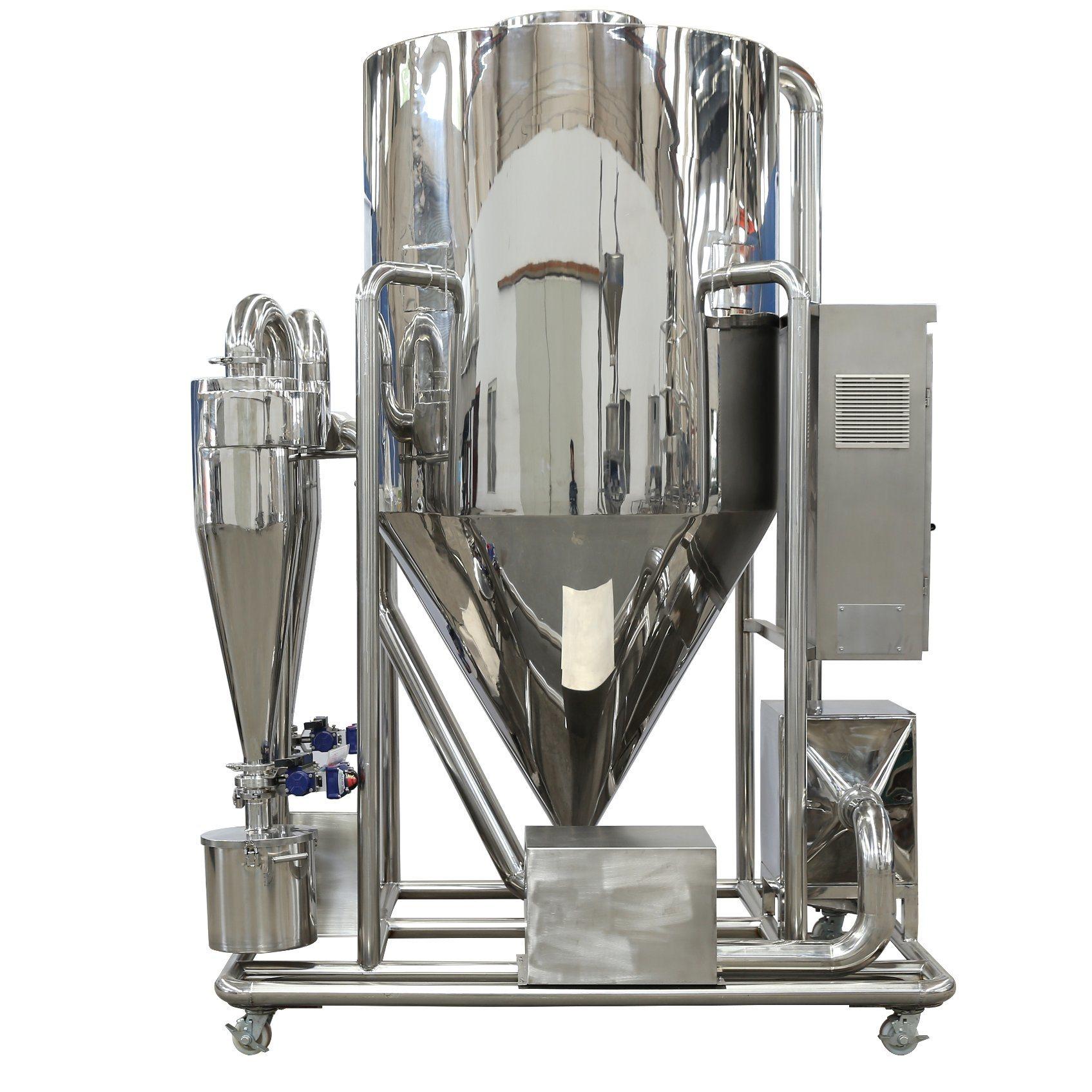 Nuoen New Spray Drying Machine