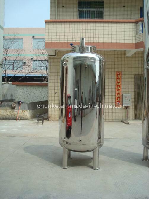 Stainless Steel 304/316 Liquid Sterile Sanitary Water Storage Tank