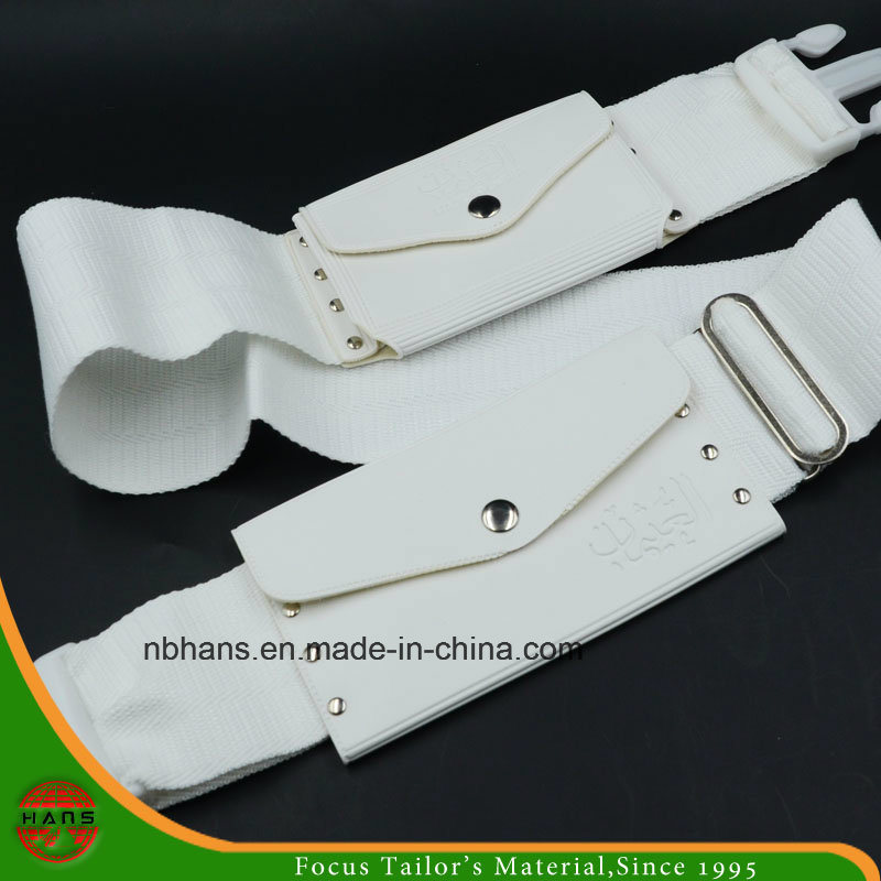 High Quality Comfortable OEM New Design White Belt