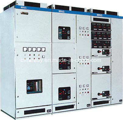33kv Switchgear Mns Low Voltage Drawout Type Electrical Switchgear