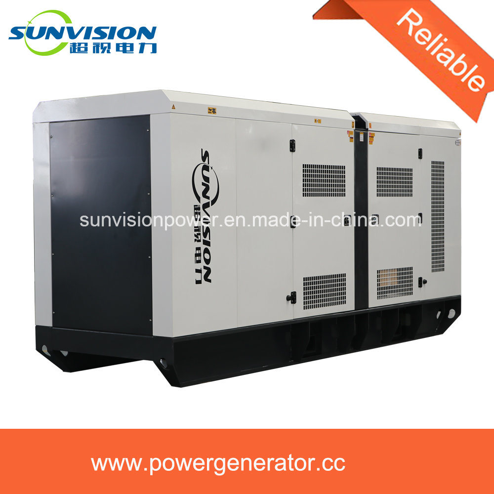 Heavy Duty Super Silent Type Generator Set 625kVA Standby