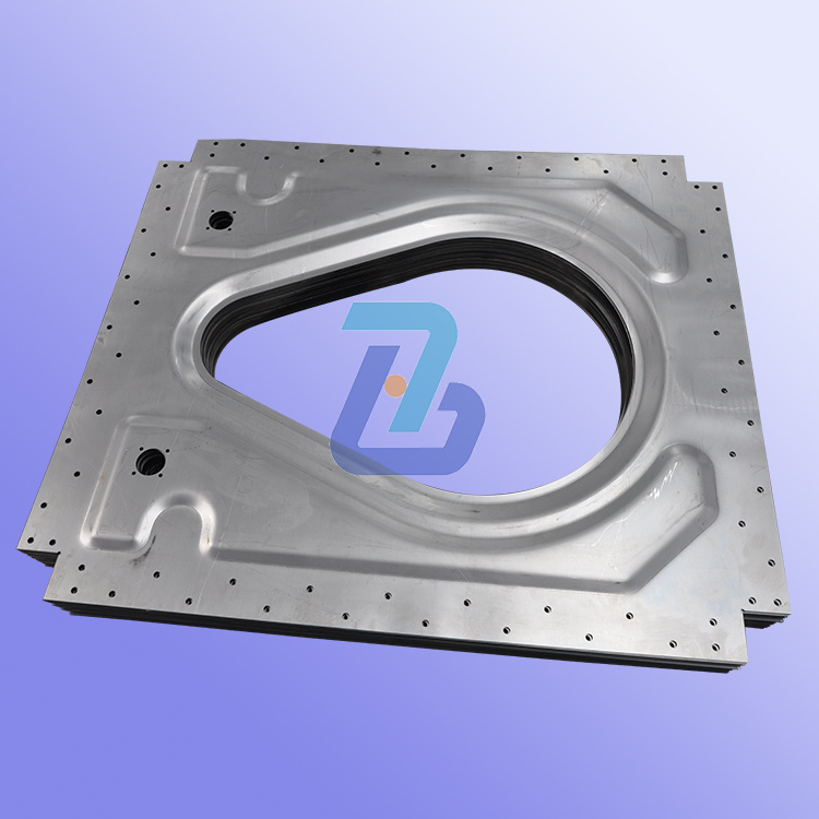 2mm Steel CNC Stamping Service