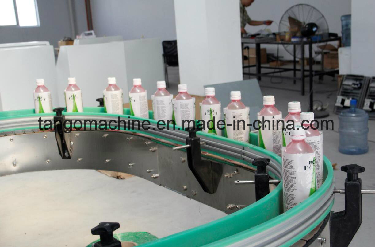 Complete Automatic Hot Liquid Fruit Juice Bottling Plant for Orange Mango Apple Pineapple