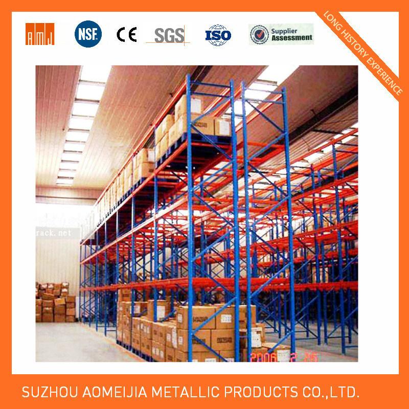 Stainless Steel Kitchen Warehouse Storage Shelf/Rack