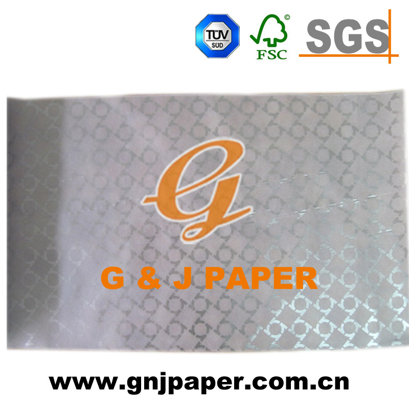 Colorful Printed Tissue Paper Used on Present Packing