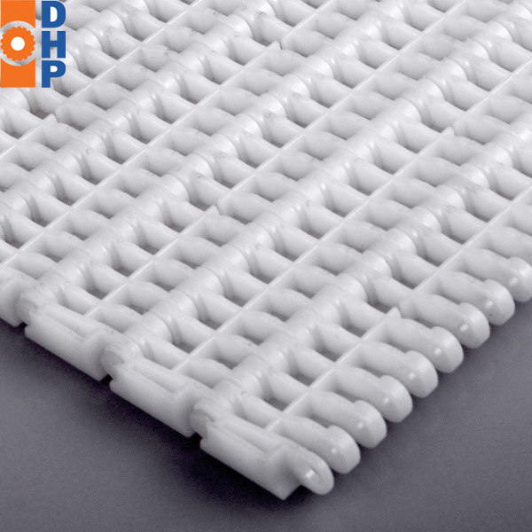 H900 Perforated Flat Top Round Holes Modular Conveyor Belt