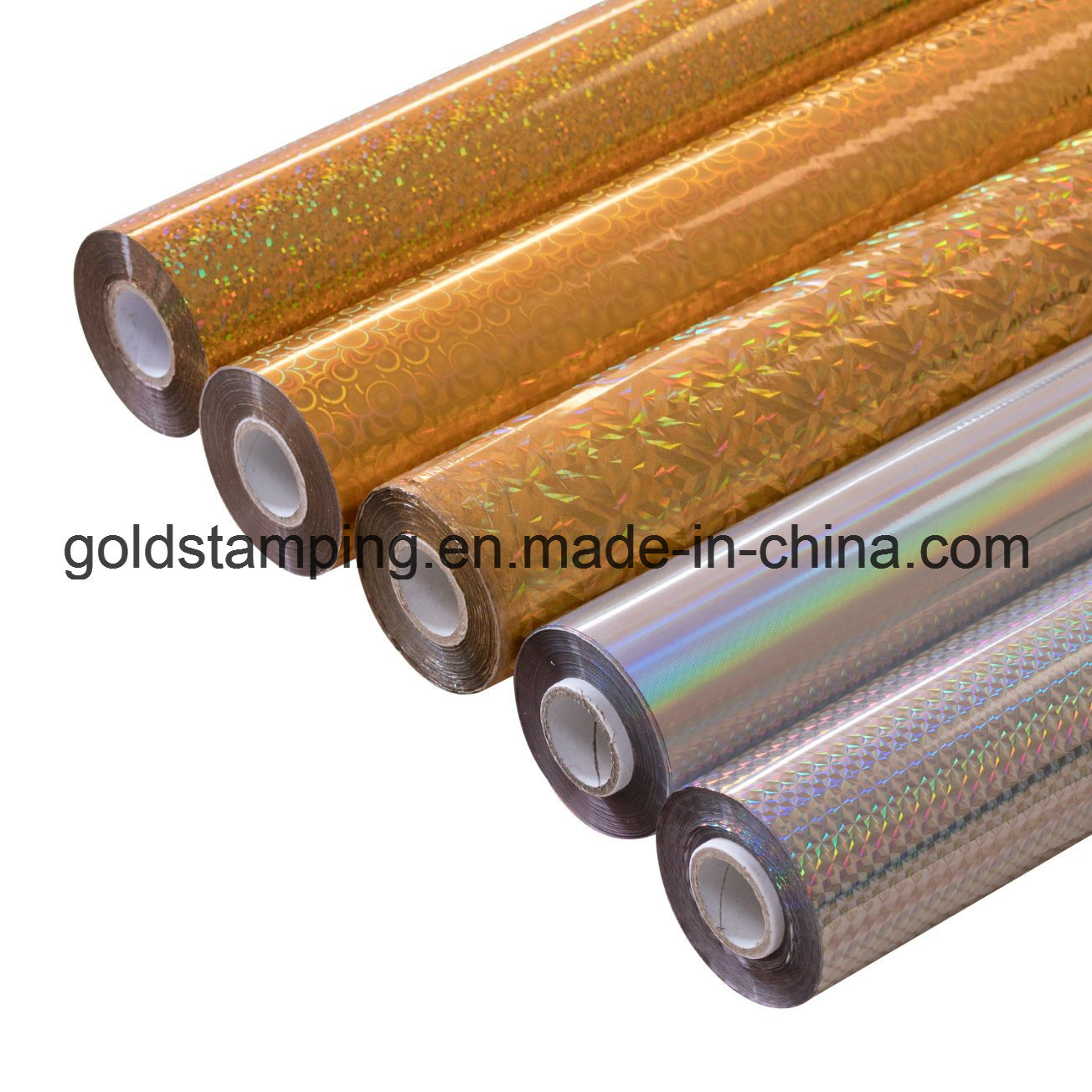 Hot Stamping Foil for PVC