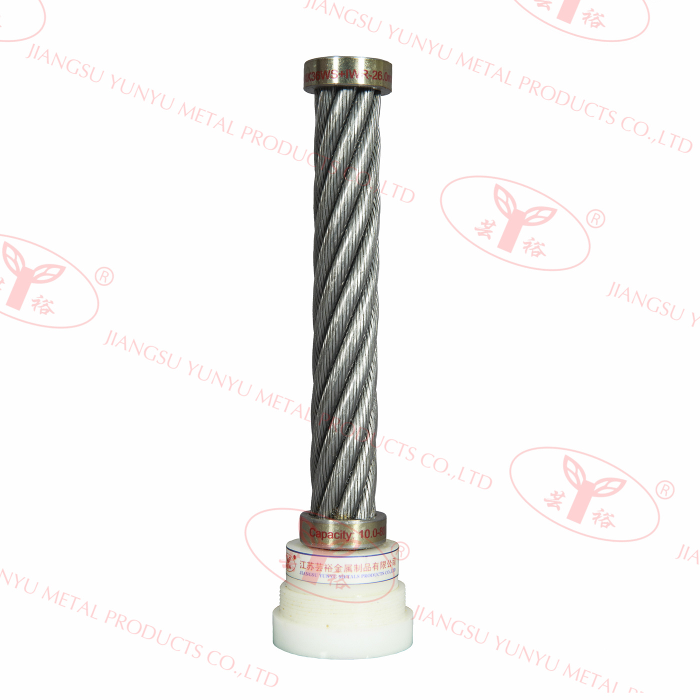 Compact Strand Steel Cable - 8xk36ws