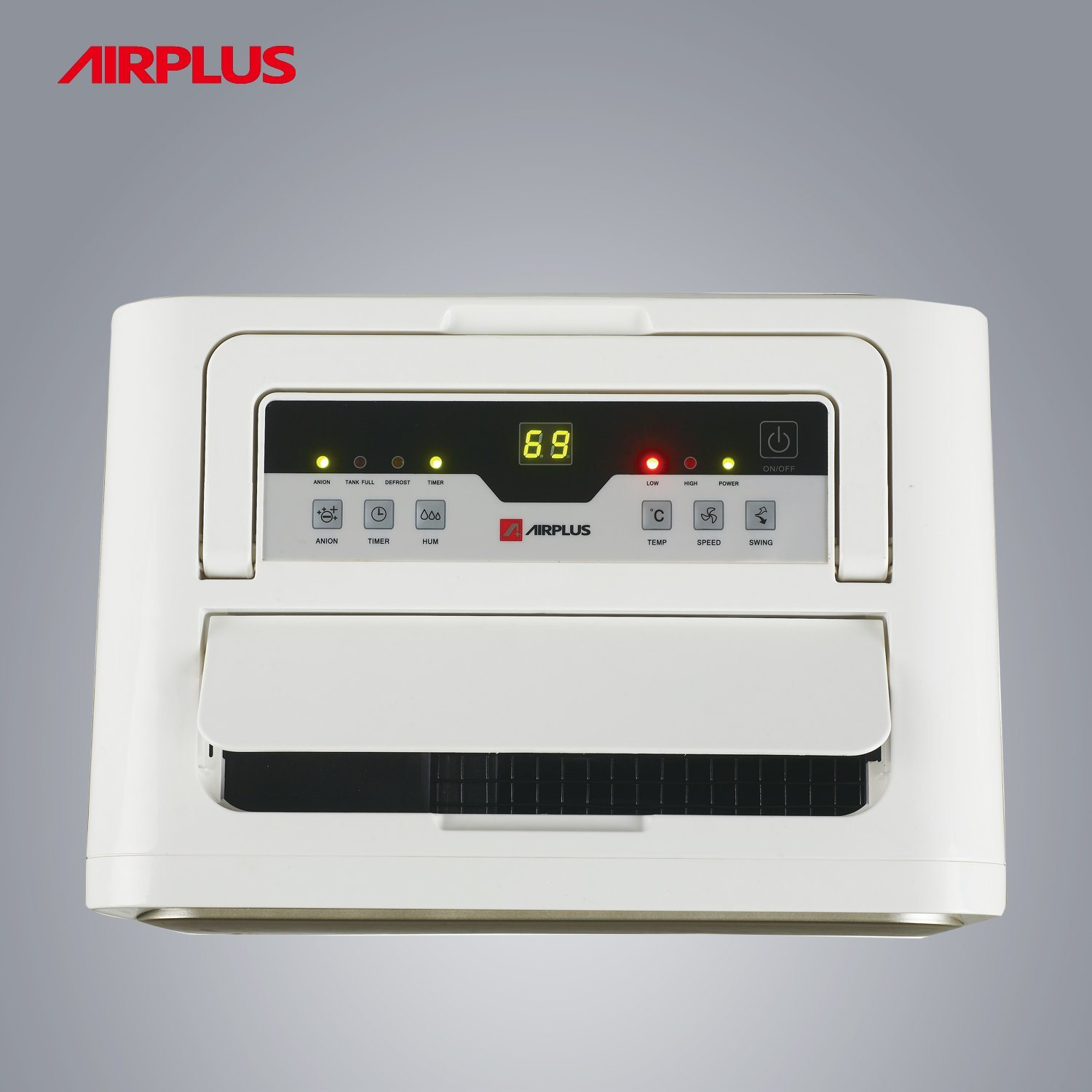 25L/Day Electronic Home Dehumidifier with Ionizer (AP25-201EE)